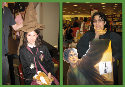 Here are some scenes from the Midnight Madness that was the Harry ... Gilderoy Lockhart Costume