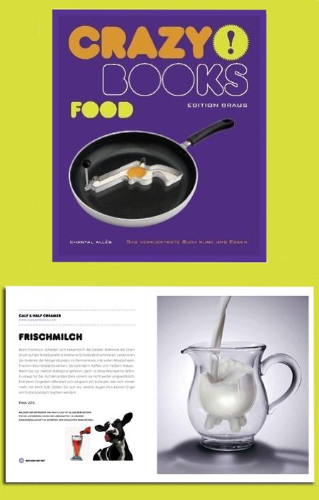 Crazy Books-Food