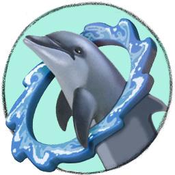 Dolphin Tub Toss