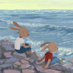 beach rabbits