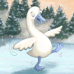 duck + chicken ice