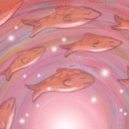 fish circle