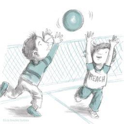 ball kids