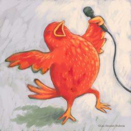 chicken singer