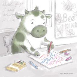 cow apology