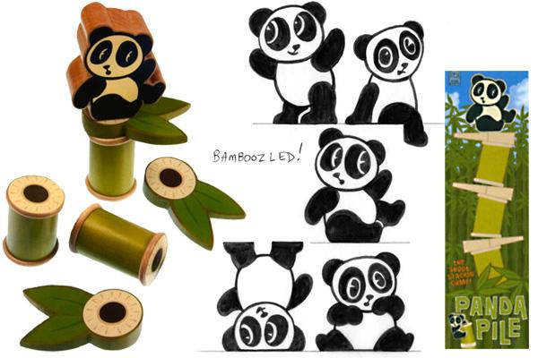 pandapile